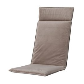 Coussin Extérieur Madison Hoge Rug Universeel Outdoor Velvet Taupe Panama Taupe