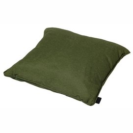 Coussin Décoratif Madison Piping Panama Green (60 x 60 cm)