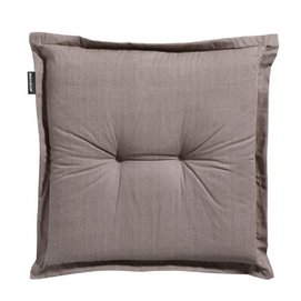 Galette de Chaise Madison Universeel Basic Taupe
