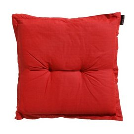 Galette de Chaise Madison Universal Basic Red