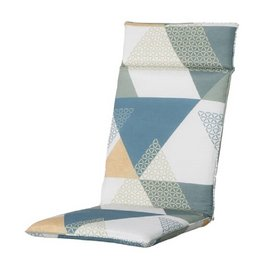 Coussin Extérieur Madison Hoge Rug Universeel Triangle Green