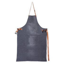 Apron Dutchdeluxes BBQ Style XL Washed Grey