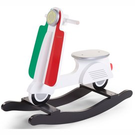 Schommelscooter Childhome Scooter Italy