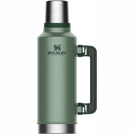 Thermosflasche Isotherme Stanley Legendary Classic Bottle Hammertone Grün 1,9 L