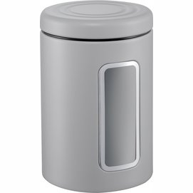Canister Wesco Loft Classic Line Matte Cool Grey