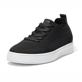 FitFlop Men Rally Multi-Knit Sneakers Black