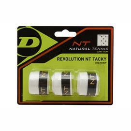Tennis Grip Dunlop NT Tacky Overgrip White