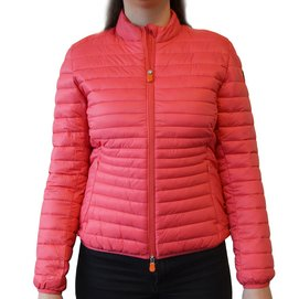 Jas Save The Duck Women D3597W GIGA6 Coral Pink