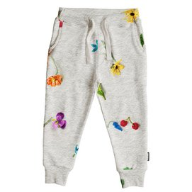 Pants SNURK Kids Knitted Flowers