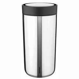Thermosbecher Stelton To Go Click Steel 0,4 L