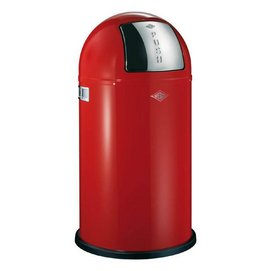 Wesco Pushboy 50 L Red