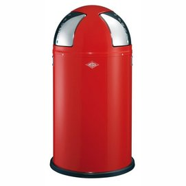 Wesco Push Two 55 L Red