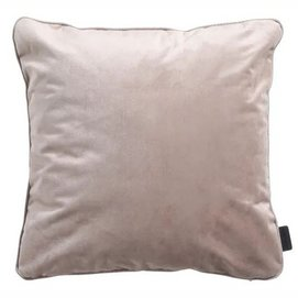 Coussin Décoratif Madison Outdoor Outdoor Velvet Taupe Panama Taupe (45 x 45 cm)