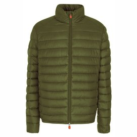 Jas Save The Duck Men D3243M GIGA7 Dusty Olive