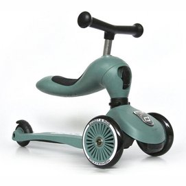 Step Scoot and Ride Highwaykick 1 Forest