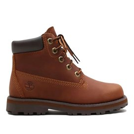 Timberland Toddler Courma Kid Traditional 6 Inch Mid Brown Full Grain