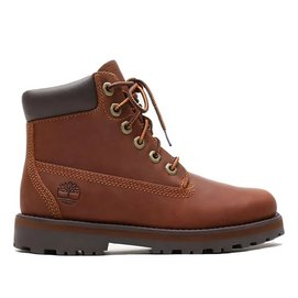 Timberland Youth Courma Kid Traditional 6 Inch Mid Brown Full Grain