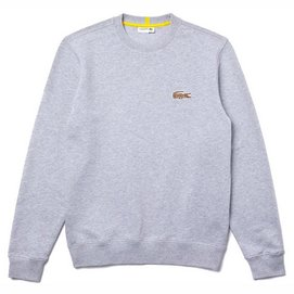 Pullover Lacoste x National Geographic SH6282 Grey Chine Herren