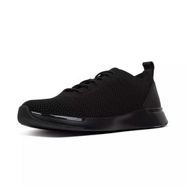 FitFlop Men Flexknit™ Sneaker All Black