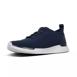 FitFlop Men Flexknit™ Sneaker Midnight Navy-Schoenmaat 41