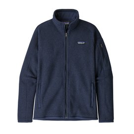 Vest Patagonia Womens Better Sweater Jacket Neo Navy