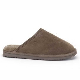 Chaussons Warmbat Unisex Classic Suede Moss