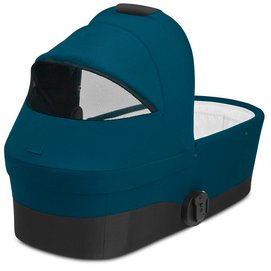 Reiswieg Cybex Cot S River Blue Turquoise