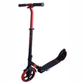 Step Move Deluxe Scooter 200 Red