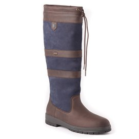 Dubarry Galway ExtraFit Navy Brown