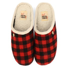 Chaussons Hot Potatoes Men Tijvin Red-Taille 44