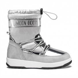 Moon Boot Junior Soft WP Silver