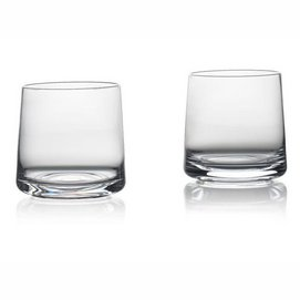Whiskey Glass Zone Denmark Wideball Clear 0.34L (2 pc)