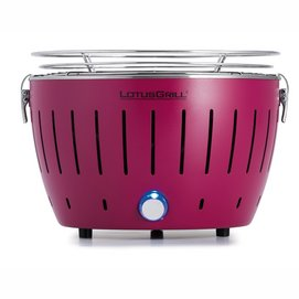 Barbecue LotusGrill Mini Paars (Ø29,2 cm)