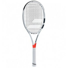 Tennisracket Babolat Pure Strike 16/19 White Red (Onbespannen)